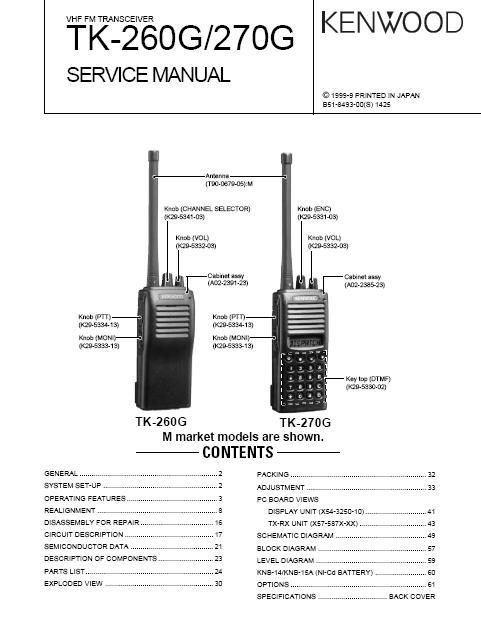 kenwood manuals rh radioproshop com kenwood tk-372g service manual Kenwood Tk 3400