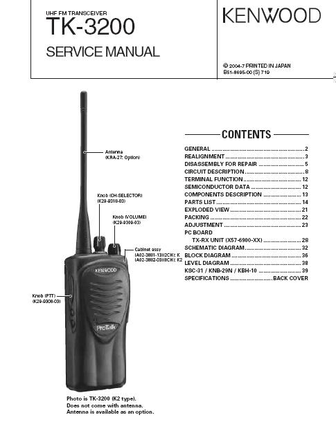 tk 2160 service manual open source user manual u2022 rh dramatic varieties com Kenwood Tk 2160 Parts Kenwood Tk 3160 Accessories