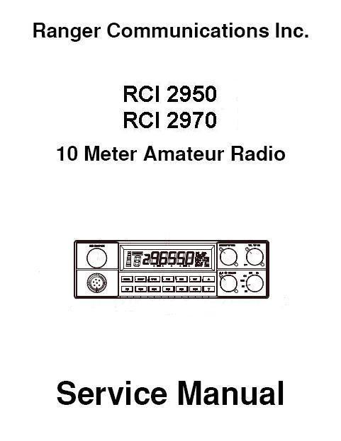 Ranger Manuals. Rci2950 Rci2970. Wiring. Rci 2950 Cb Radios Mic Wiring At Scoala.co
