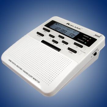 Midland Wr100 Weather Radio